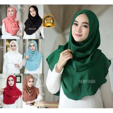 Premium Jilbab (Hijab) Kerudung Instan Khimar Syar'i Felica Toko Berkah Online