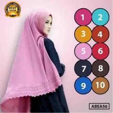 Premium Jilbab (HIjab) Kerudung Instant Khimar Lazya Arniz Cutting Lulu Mihyu