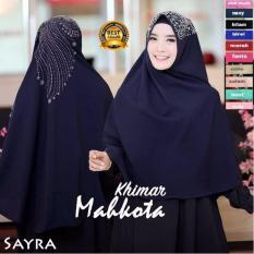 Premium Jilbab (Hijab) Kerudung Instant Khimar Mahkota Syar'i Toko Berkah Online