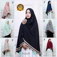 Premium Jilbab (HIjab) Kerudung Instant Khimar Syar'i Fisura Toko Berkah Online