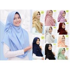 Premium Jilbab (Hijab) Pashmina Instant Pastan Sherina Toko Berkah Online