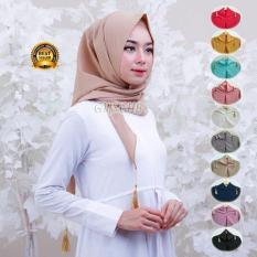 Premium Jilbab (Hijab) Segiempat Instant Diamond Toko Berkah Online