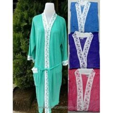 Premium Kimono Handuk Dewasa Baju Tidur Wanita Pria Hadiah - Wwliax