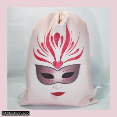 Jual Premium String Bag Tas Serut Mask String Bag