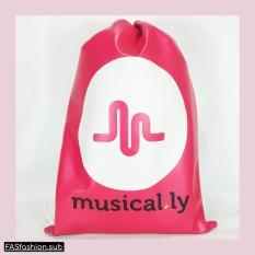 Harga Premium String Bag Tas Serut Musically Branded