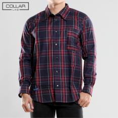 Toko Preppy Coast Flannel Shirt Chekov Termurah