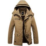 Spesifikasi Pria Bulu Musim Dingin Mantel Winter Jacket Men Parka Thermal Oto1 Coklat Muda Warna Jaket Pria Jaket Gunung Beserta Harganya