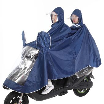 jas hujan wanita dewasa Wanita Sepeda Listrik Dewasa Dua Orang Jas Hujan Mobil Listrik Jas Hujan