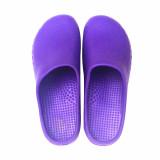 Harga Pria Dan Wanita Pertama Tiga Generasi Pelindung Laboratorium Operasi Sandal Sepatu Ungu Sepatu Wanita Sandal Wanita Online Tiongkok
