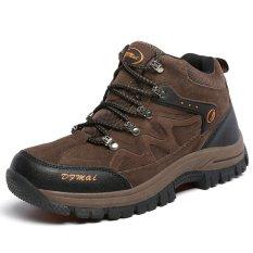 Jual Pria Jalur Sepatu Gunung Climbing Sepatu Super Bernapas Trekking Sepatu Terbuka Pria Hiking Sepatu Mountain Climbing Sepatu Outdoor Trekking Sepatu Antik