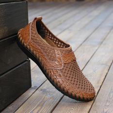 Spesifikasi Pria Mode Sneakers Sepatu Adidas Slip On Loafers Pantai Sepatu Pria Fashion Sneakers Kausal Shoesslip On Loafers Beach Sepatu Lengkap Dengan Harga