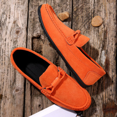Pria Sepatu Kasual Slip-On Loafers Doug Sepatu Her Datar Driver Sepatu Sepatu Casual Pria SLIP-ON Loafers Doug Sepatu Flat Shoes Drive Sepatu