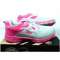 Jual Pro Att Lg 458 Sepatu Olah Raga Running Wanita Abu Pink Di Bawah Harga