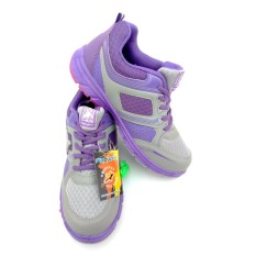 Beli Pro Att Original Lg458 Pink Grey Blue Grey Green Grey Purple Grey Sepatu Olahraga Wanita Sepatu Lari Wanita Jawa Timur