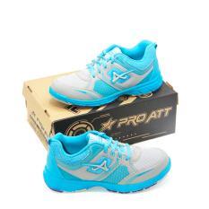 Spesifikasi Pro Att Sepatu Sport Sneakers Sepatu Lari Kasual Dan Sepatu Kets Lg 458 Abu Hijau Size 36 40 Terbaru