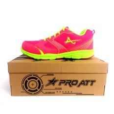 Review Toko Pro Att Lg 678 Sepatu Olahraga Wanita Warna Pink Lime Online