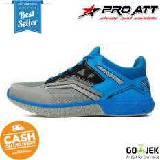 TROYASTORE - PRO ATT Sneaker Sport Run BMW 01 Pria Wanita - Sepatu Olah Raga Kekinian - HIGH QUALITY