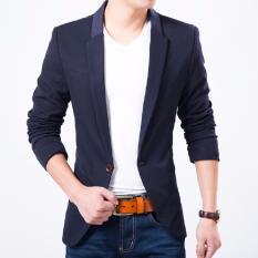 Produsen Jas - Blazer Exclusive Slimfit Style - Navy