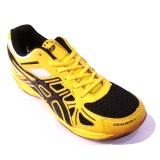 Professional Excalibur 3 Sepatu Bola Voli Yellow White Black Indonesia Diskon