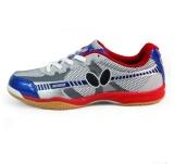 Harga Profesional Pria Dan Wanita Bulutangkis Sepatu Bernapas Pasangan Tenis Meja Sneakers Ukuran 36 44 Intl Termurah