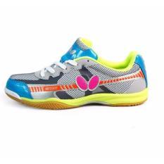 Beli Profesional Pria Dan Wanita Bulutangkis Sepatu Bernapas Pasangan Tenis Meja Sneakers Ukuran 36 44 Intl Cicilan