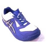 Jual Professional Orion Sepatu Voli Blue White Silver Branded