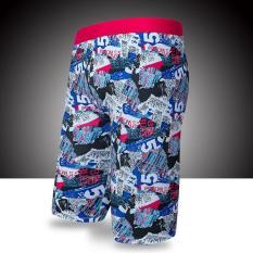 Tips Beli Profesional Pria Motif Fashion Cepat Kering Lima Poin Dewasa Pas Trunks Celana Grosir 0021Xl Intl