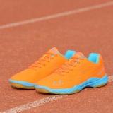Review Wanita Profesional Bulutangkis Bernapas Sepatu Fashion Pasangan Anti Skid Sneakers Plus Ukuran 36 45 Intl Terbaru