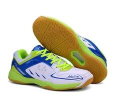 Beli Profesional Wanita Bernapas Sepatu Bulu Tangkis Fashion Pasangan Anti Skid Sneakers Plus Ukuran 36 45 Intl Di Tiongkok