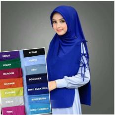Rp 100.000. PROMO 12 12 Jilbab Instan kerudung Hijab Syari Bergo ...