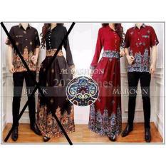 Promo Baju Gamis Baju Muslim Baju Gamis Fashion COUPLE ANNA Terlaris