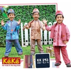 PROMO! DISCOUNT 10%++ Keke Busana KK 293 Koko Anak Branded Murah