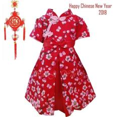 promo Dress xincia anak 0-12 tahun | baju xincia 2018 | sincia cheongsam termurah