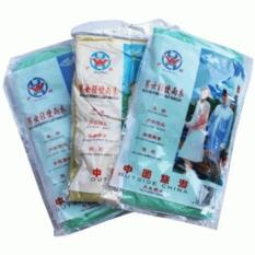 Promo Jas Hujan Plastik Kresek Disposable Emergency Darurat Rain Motor Becak Terlaris
