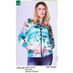 Promo Jual Distro Jaket / Sweater / Hoodies Kasual Wanita - FKR 2255 Murah Terbaik