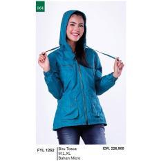 Promo Jual Distro Jaket / Sweater / Hoodies Kasual Wanita - FYL 1252 Murah Terbaik