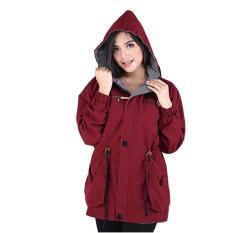Promo Jual Distro Jaket / Sweater / Hoodies Kasual Wanita - RC 121 Murah Terbaik
