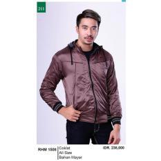 Promo Jual Distro Jaket / Sweater / Hoodies Pria - RHM 1508 Murah Terbaik