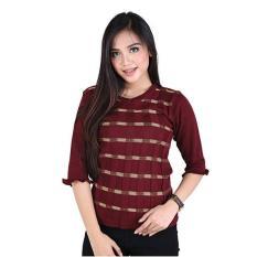 Promo Jual Distro Sweater Rajut / Knit Kasual Wanita - ZM 091 Murah Terbaik