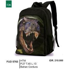 Promo Jual Distro Tas Ransel / Backpack Anak Laki-Laki - FUD 5763 Murah Terbaik