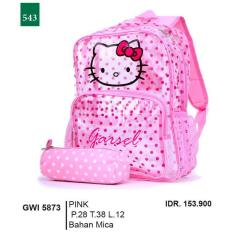 Promo Jual Distro Tas Ransel / Backpack Anak Perempuan - GWI 5873 Murah Terbaik