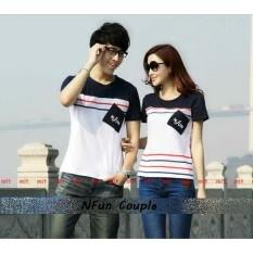 PROMO Kaos Couple - Baju Pasangan Keren - Kaos NFUN