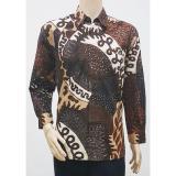 Review Pada Promo Kemeja Hem Baju Seragam Pria Batik Tulis Lengan Panjang 1999 Akar Premium