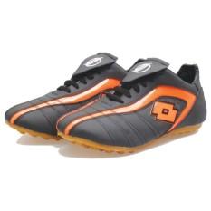 PROMO KULIT ASLI  Sepatu Futsal Pria Murah - Sepatu Futsal Kulit Cowok Bsm