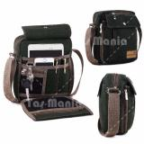 Promo Murah Tas Slempang Import Uncle Star Kanvas Militer Slempang Messenger Shoulder Bag Dark Green Jawa Barat