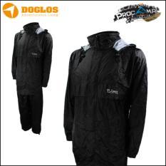 PROMO PALING LAKU DAN DICARI Jas Hujan + Celana ProCAMPP R 4021 ( Hitam ) TERLARIS