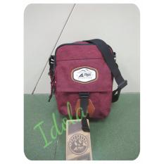 IdolaBags -  Tas Selempang Travel Pouch Rei - Clayton Ori - REI20118