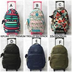 Beli Promo Terbatas Murah Tas Ransel Kipling Trolley Backpack Large 3D9H7K Baru