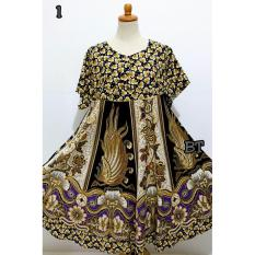 PROMO TERMURAH Daster Modern  Baju Tidur  Baju Hamil  Klok Batik 4 By BATIK TRISNO