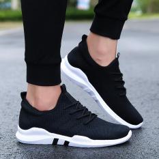 Promosi Besar untuk Tahan lama Fashion Sneakers Pria Sepatu Olahraga Kasual Lembut Sepatu Lari Super Bernapas Sepatu Jala Durable Men's Fashion Sneakers Soft Casual Sports Shoes Super Breathable Running Shoes Mesh Shoes